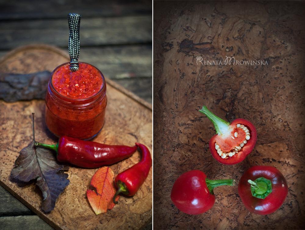 aromatyczny sos chilli
