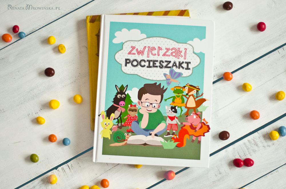 Zwierzaki pocieszaki - zdjęcia książki